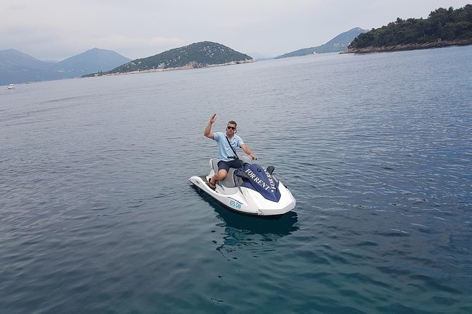 Explore Dubrovnik by Sea - Rent a JET SKI Yamaha VX 1, 4 or 8 Hours photo 3