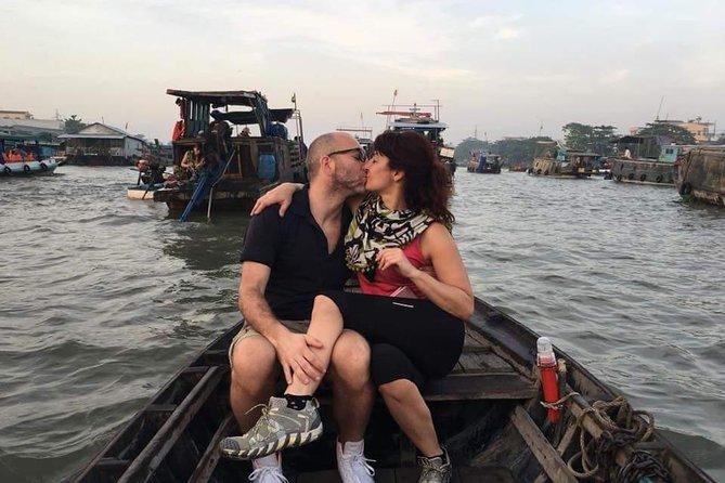 Mekong Delta Explore Cai Rang and Phong Dien Floating Market