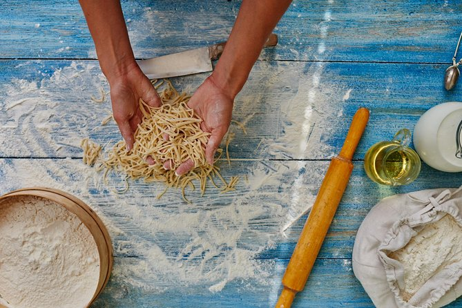 Cooking Class in a typical Tuscan Farmhouse
