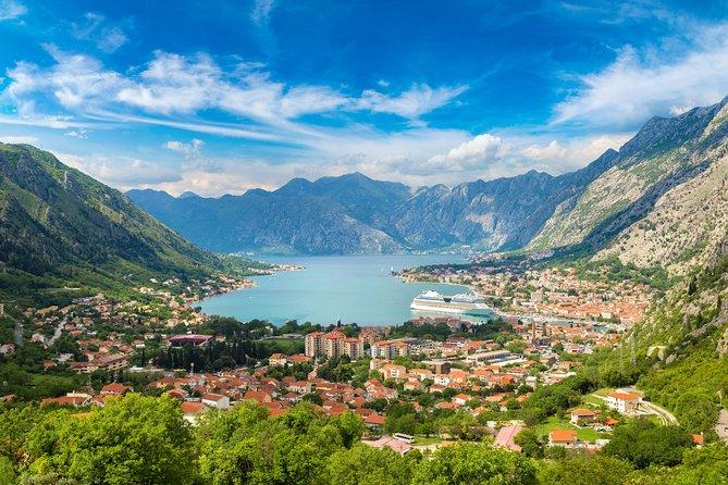 Kotor-Budva-Cetinje-Sveti Stefan-Virpazar day tour from Podgorica