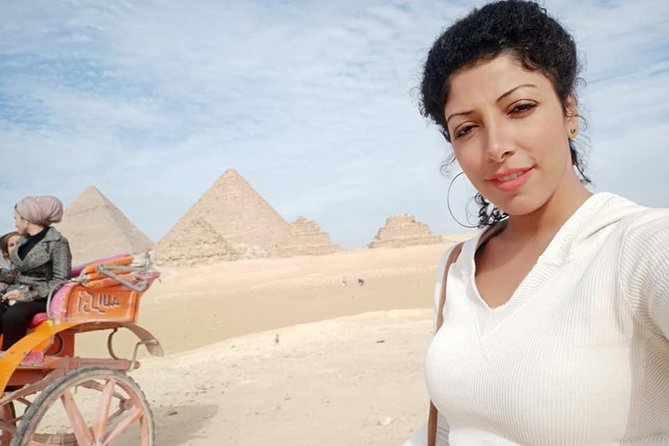 Guided Tour to Giza Pyramids, Sphinx, Sakkara, and Memphis photo 7