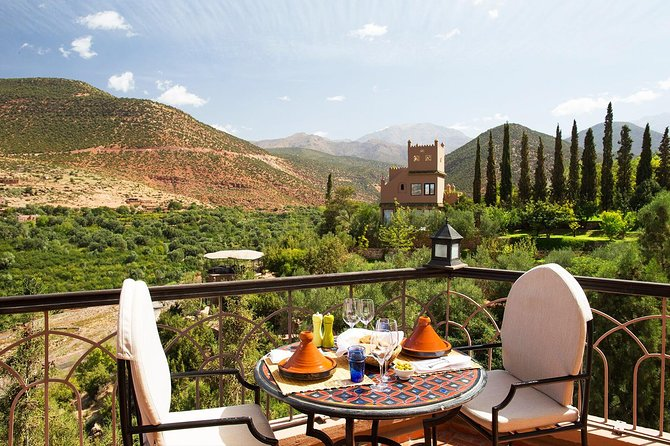 Asni and Imlil Day Tour with Lunch in Kasbah Toubkal Included