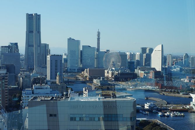 From cruise ship to Hakone and Tokyo