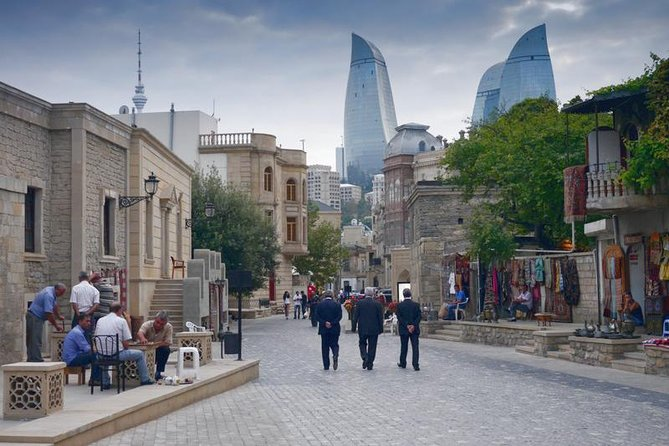 Full Day Baku Layover Tour