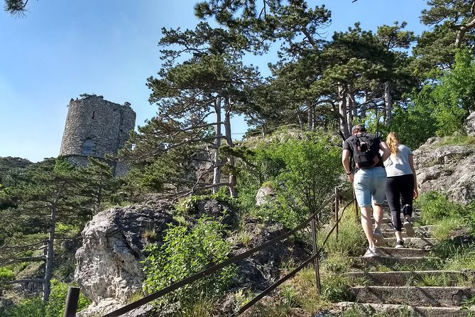 2-Hour Private Hiking Tour on Kalenderberg Mountain to Meet History from Vienna photo 1