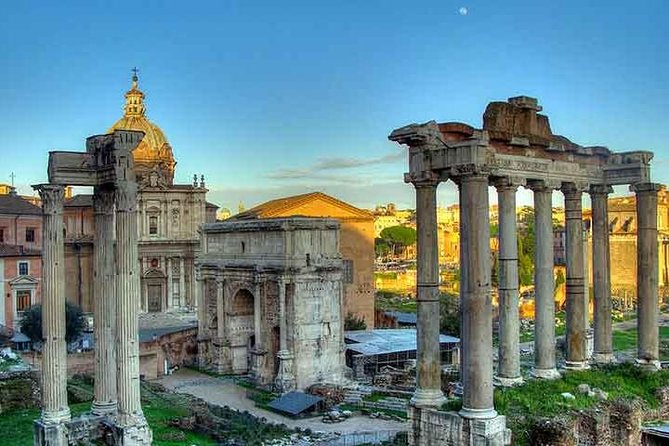 Ancient Rome Half Day, Walking Private Tour