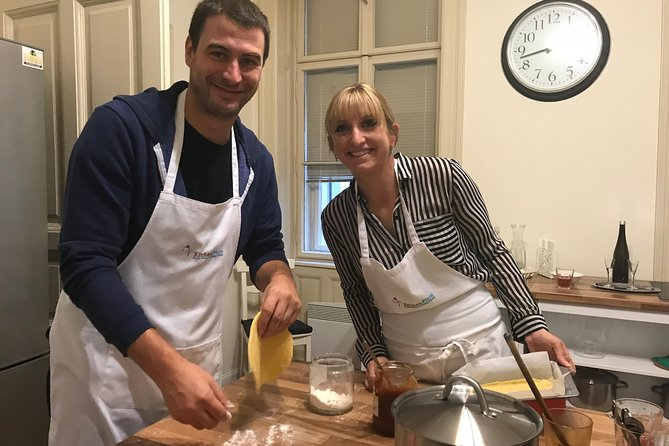 Hungarian Cooking Class with a Local Chef
