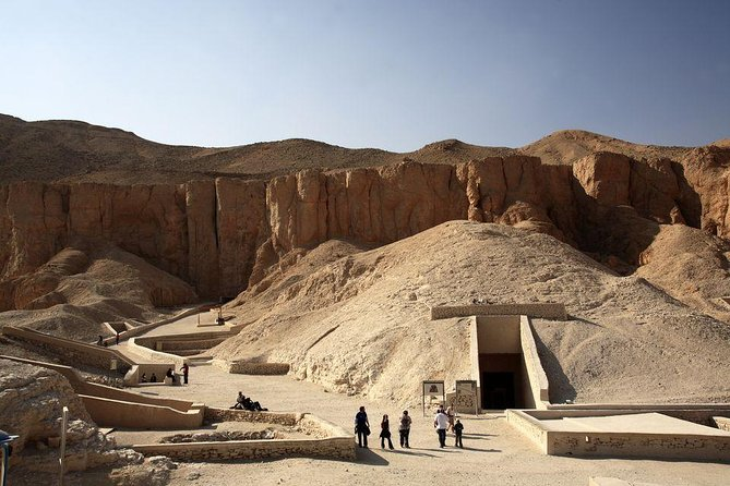 Day Trip to Valley of the Kings, Luxor from hurghada
