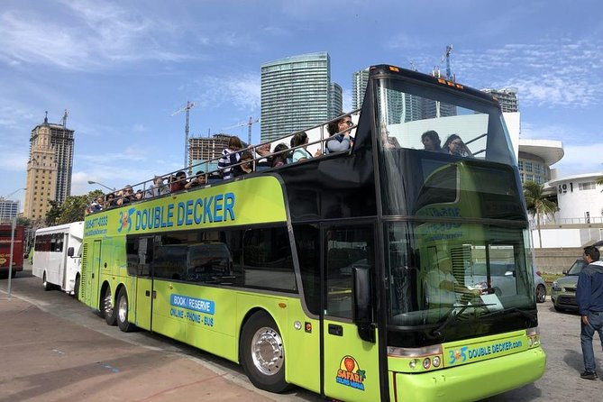 Miami City Tour by Bus (Double Decker) City Sightseeing photo 2