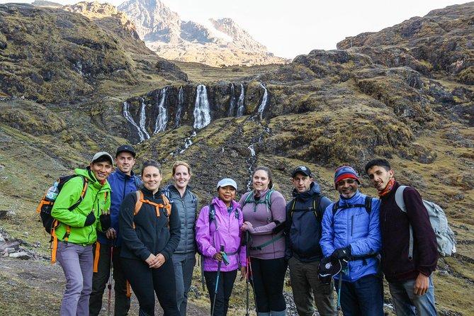 Alternativ Inca Trail Connection med Lares
