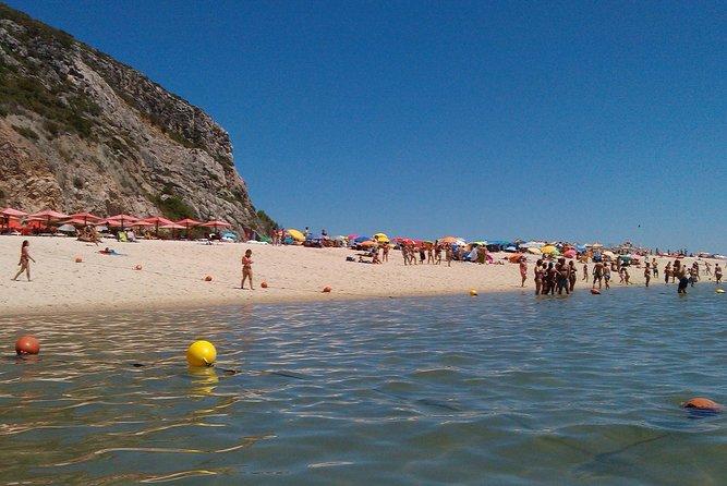 Beach day Region of Setúbal City - Arrábida