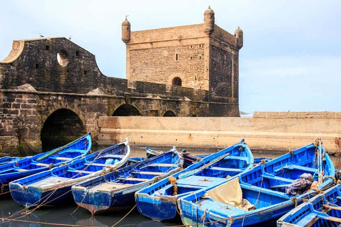 Top Excursions: Full Day Trip To Essaouira Mogador From Marrakech