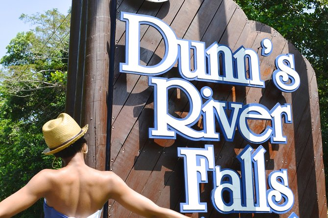 Welcome To Dunns River Falls