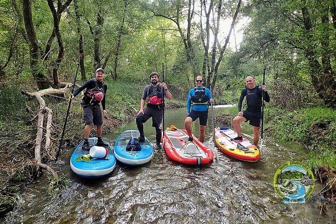 Drava Sup Exploring Adventure
