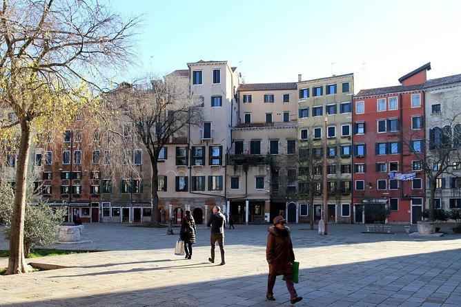 Venice: Jewish Ghetto walking tour
