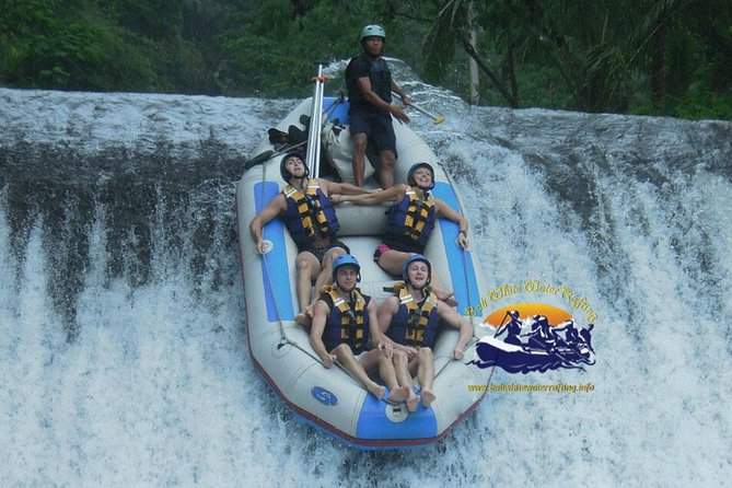 Telaga Waja White Water Rafting (Very easy access both points)