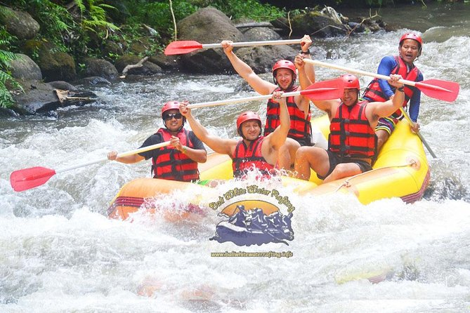 Ayung Rafting (Include Return Hotel Transportation)