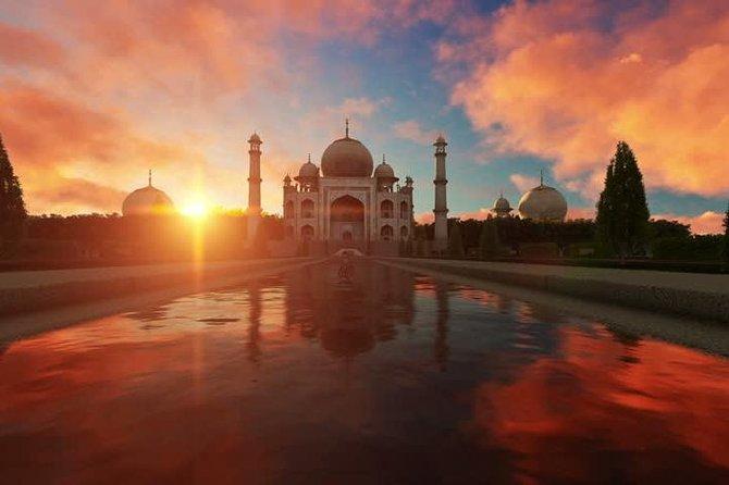 Golden Triangle Tour - Delhi Agra Jaipur 4 days