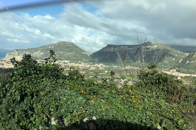 Pompei and Amalfi Coast from Naples (9hrs) private tour