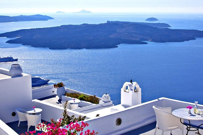 Santorini Private Tour Popular Destinations