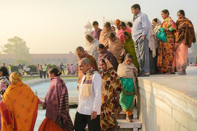Taj Mahal Tour With Sightseeing