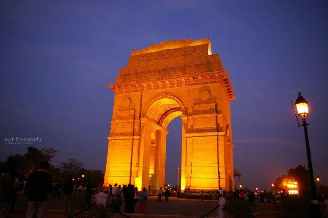 Full-day Delhi tour with Lunch