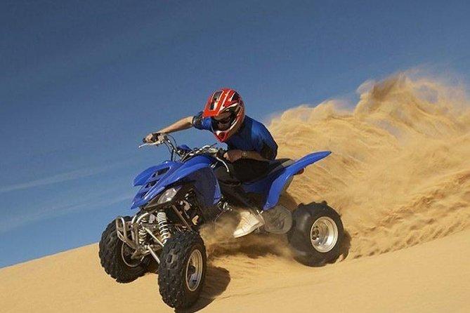 Red Dunes Desert Safari Plus ATV Quad Bike Ride (Land Cruiser)