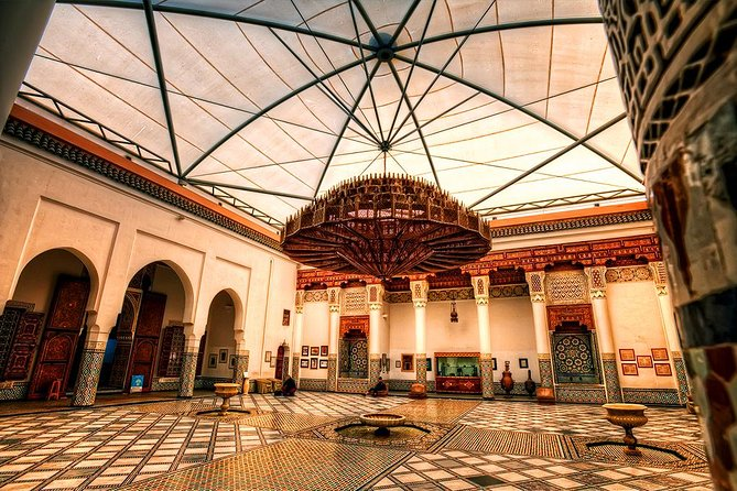 Marrakech Half-Day City Tour with Museum Boucharouite Included