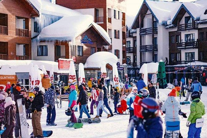 Gudauri Ski Resort day tour from Tbilisi