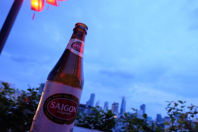 Saigon Night Craft Beer Tour