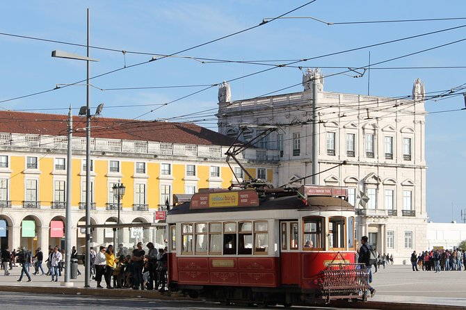 Lisbon in the eye of a Portuguese writer