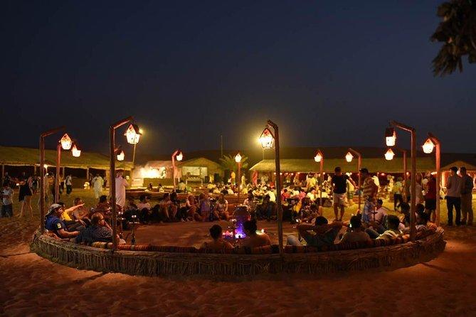 Evening Desert Safari Private Land Cruiser ( 6 to 7 Pax )