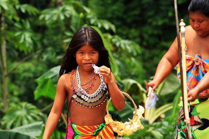 Tours Comunidad Embera