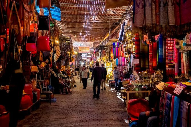 Shop Till You Drop! Discover the Marvels of Marrakesh on a Private Shopping Tour