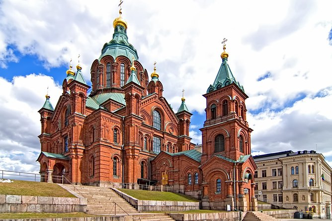 Private Half-Day Helsinki Sightseeing Tour by Minivan