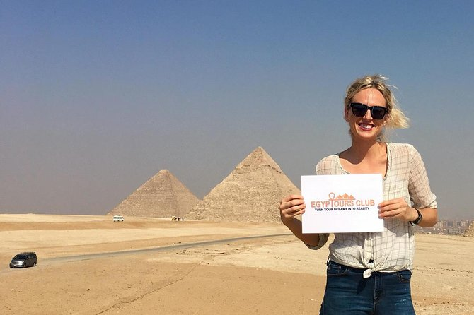 Private Half-Day tour to the Pyramids and Sphinx