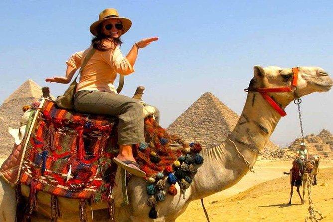 Pyramids Tour From Alexandria Port