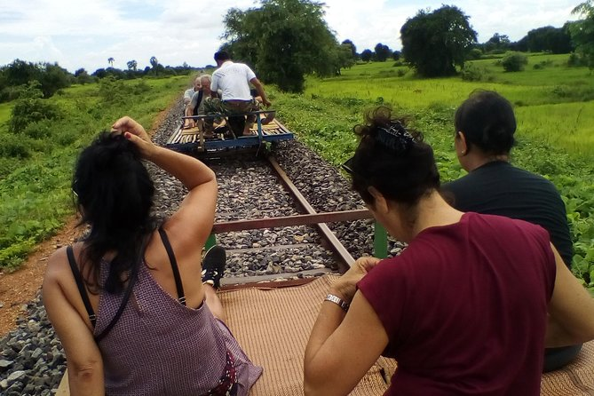 Private 2 Day Tour to Battambang & Bamboo Train