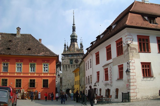 Private 2-Day Tour Best of Transylvania from Bucharest Hotel Pick-up Drop-off