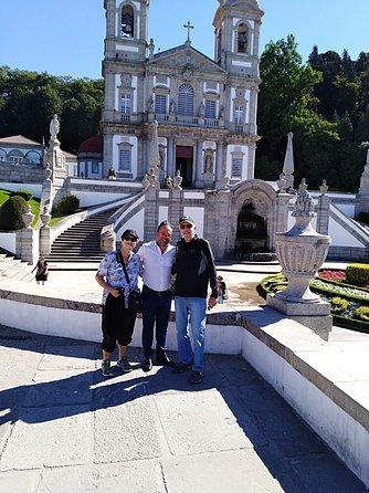 Private Tour to Braga & Guimarães.