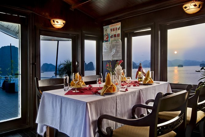Small Group Ha Long - Bai Tu Long Bay 3 days 2 nights Deluxe cruise