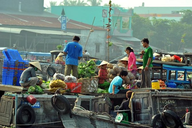 Mekong 2-day Cai Rang Floating Market Private Tour From Saigon photo 1