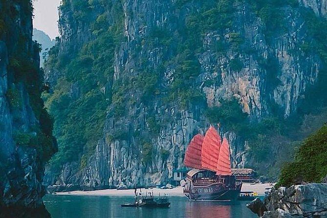 Lan Ha Bay Private Cruise 2 Days 1 Night