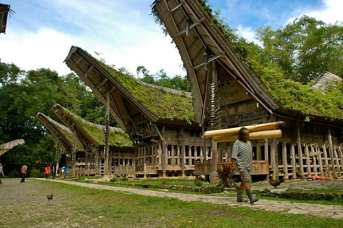 Toraja in Two Days from Parepare Harbor