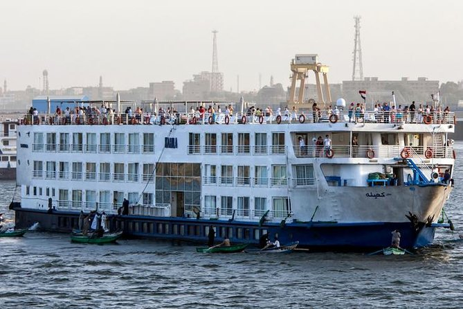 4 Days 3 Nights Nile cruise Aswan to luxor