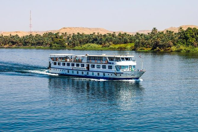 5-Day Nile Cruise from Luxor to Aswan photo 1