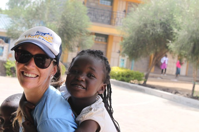Fight poverty through eduction during your adventure