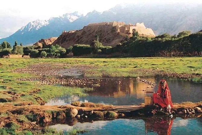 2-Day Private Trip to Tashkorgan from Karshgar with Accommodation