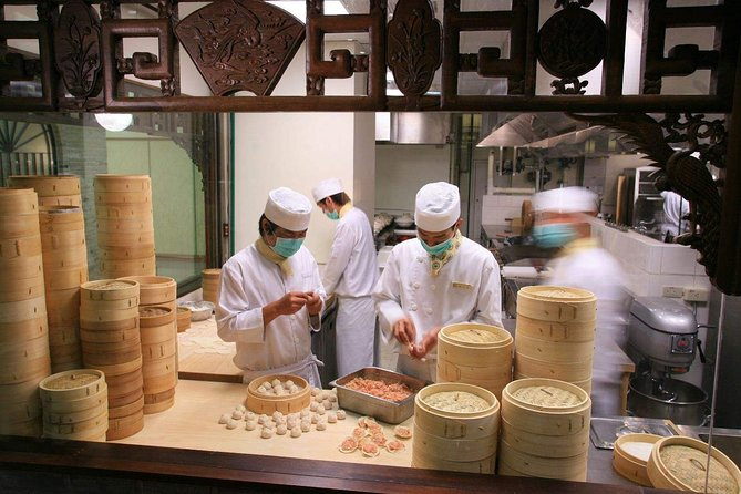 Flexible Private Half-Day Beijing Tour with Din Tai Fung Dining