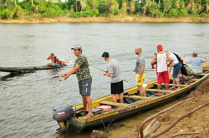 Aventura na Selva Amazônia de 3 Dias em Manaus